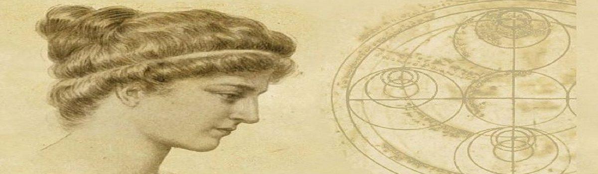 Hypatia din Alexandria (370-415 d.Cr) – prima femeie matematician mentioanata de istorie