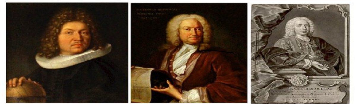 Ce a facut fiecare Bernoulli?