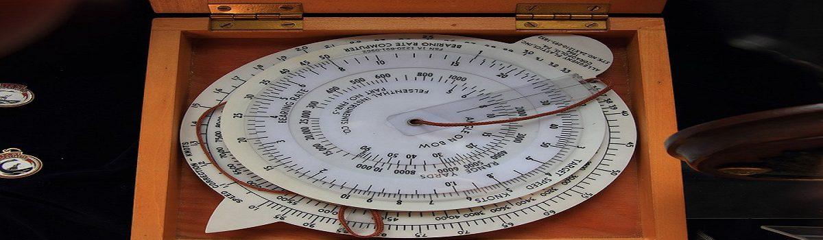 Inventii care au schimbat lumea – Rigla de calcul (1614)